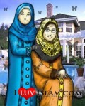 ilustrasi istri dan mertua