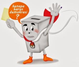 kenapa harus demokrasi