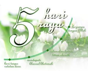 5 hari raya